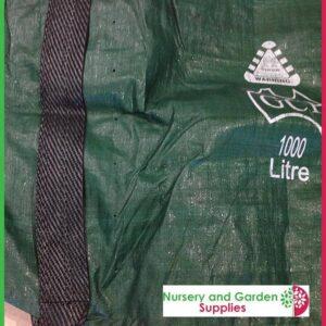 1000 litre woven planter bag tree bag at Nursery and Garden Supplies NZ - for more info go to nurseryandgardensupplies.co.nz