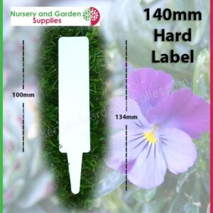 140mm Plant Tag Label - for more go to nurseryandgardensupplies.co.nz