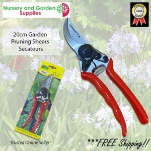 20cm Garden Secateurs