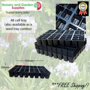 48 cell Plug Tray