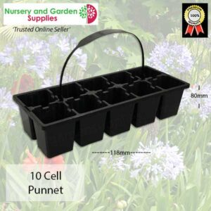 10 cell Seedling Punnet