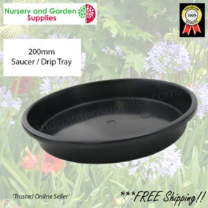 Saucer to suit 200mm Pot