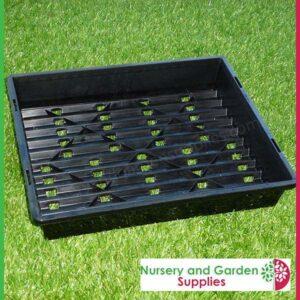 349mm Seedling Tray - for more info go to nurseryandgardensupplies.co.nz