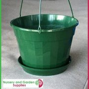 170mm-Hanging-pot-Green-2