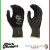 Weeding Potting Black Hi Grip Gardening Glove Anti-Bac - for more info go to nurseryandgardensupplies.co.nz