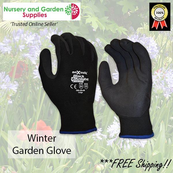 Cold weather potting glove - at Nursery and Garden Supplies NZ - for more info go to nurseryandgardensupplies.co.nz
