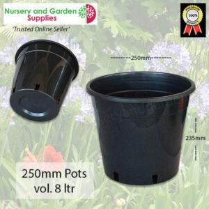 250mm Plant Pot