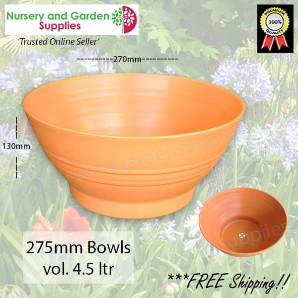 275mm Country Garden Bowl