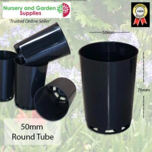 50mm Round Seedling Tube