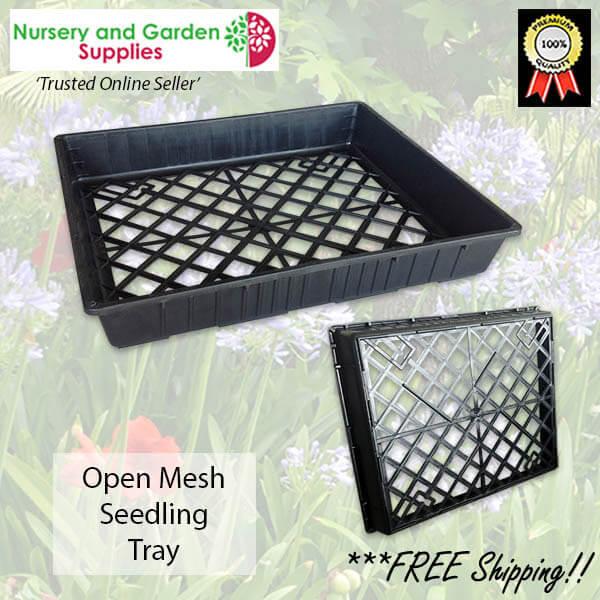 Open Mesh Seedling Tray