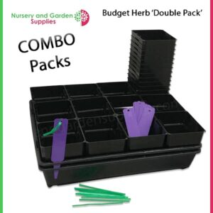 Budget Combo Herb 'Double Pack'