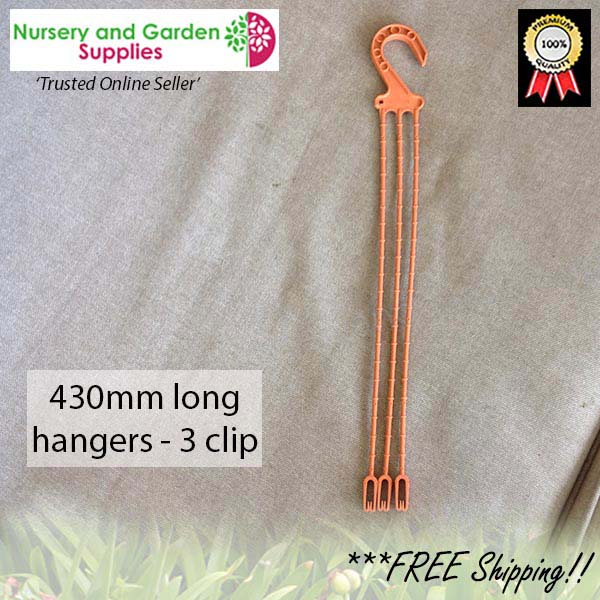 430mm Hanger Clay